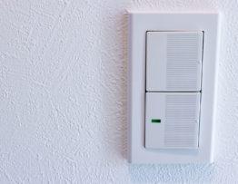 配線を念頭に置いて壁のスイッチについて考えることが必要な電気工事